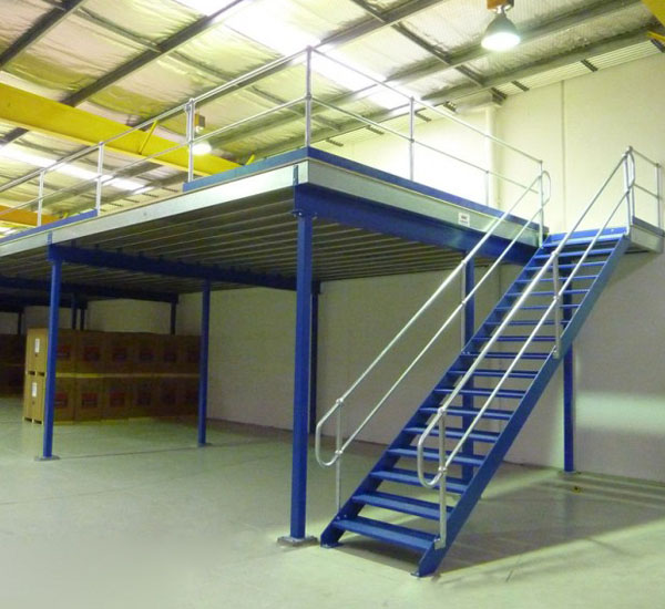 Mezzanine Floor I Beam Aap Group