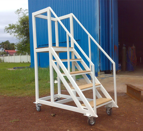 Moveable Stair Case